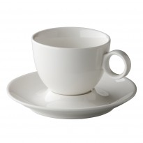 Cappuccino cup spherical 220 ml