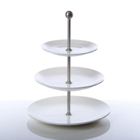 Etagere 3 coupe plates