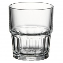 Stackable glass banqueting 200 ml