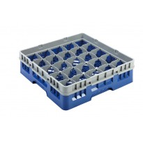 Rack blue 25 compartments