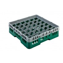 Rack green 36 compartments