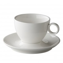 Latte / cappuccino cup spherical 300 ml