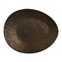 Rustico Aztec oval plate 27 cm