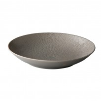 Coupe pasta plate Honeycomb Grey 25,5 cm