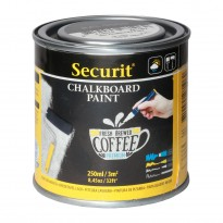 Chalkboard paint black 250 ml