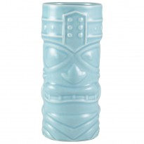 Blue Tiki mug 400 ml
