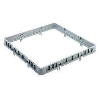 Open extender for dishwasher basket