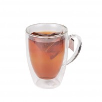 Double-walled tea glass 200ml