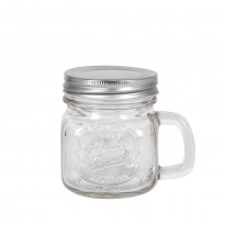 Mini Mason jars set 6st 100 ml