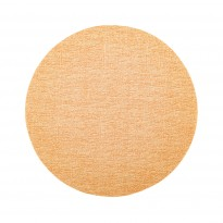 Placemat round gold 38 cm