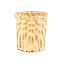 Cutlery basket 15,5 cm yellow