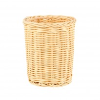 Cutlery basket 12,5 cm yellow