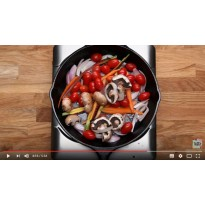 Video How To Cook With Cast Iron