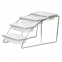 Stainless Steel stand detachable 1/3 GN