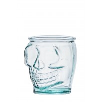 Happy Skull cocktail glass 450 ml